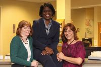 Your Patient Administrative Team<br />Susan, Rosalyn and Marci